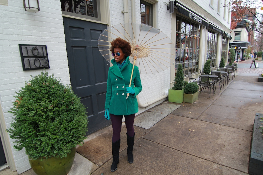Street Style: Singing in the Rain