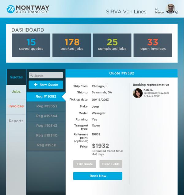 montway-booking-engine