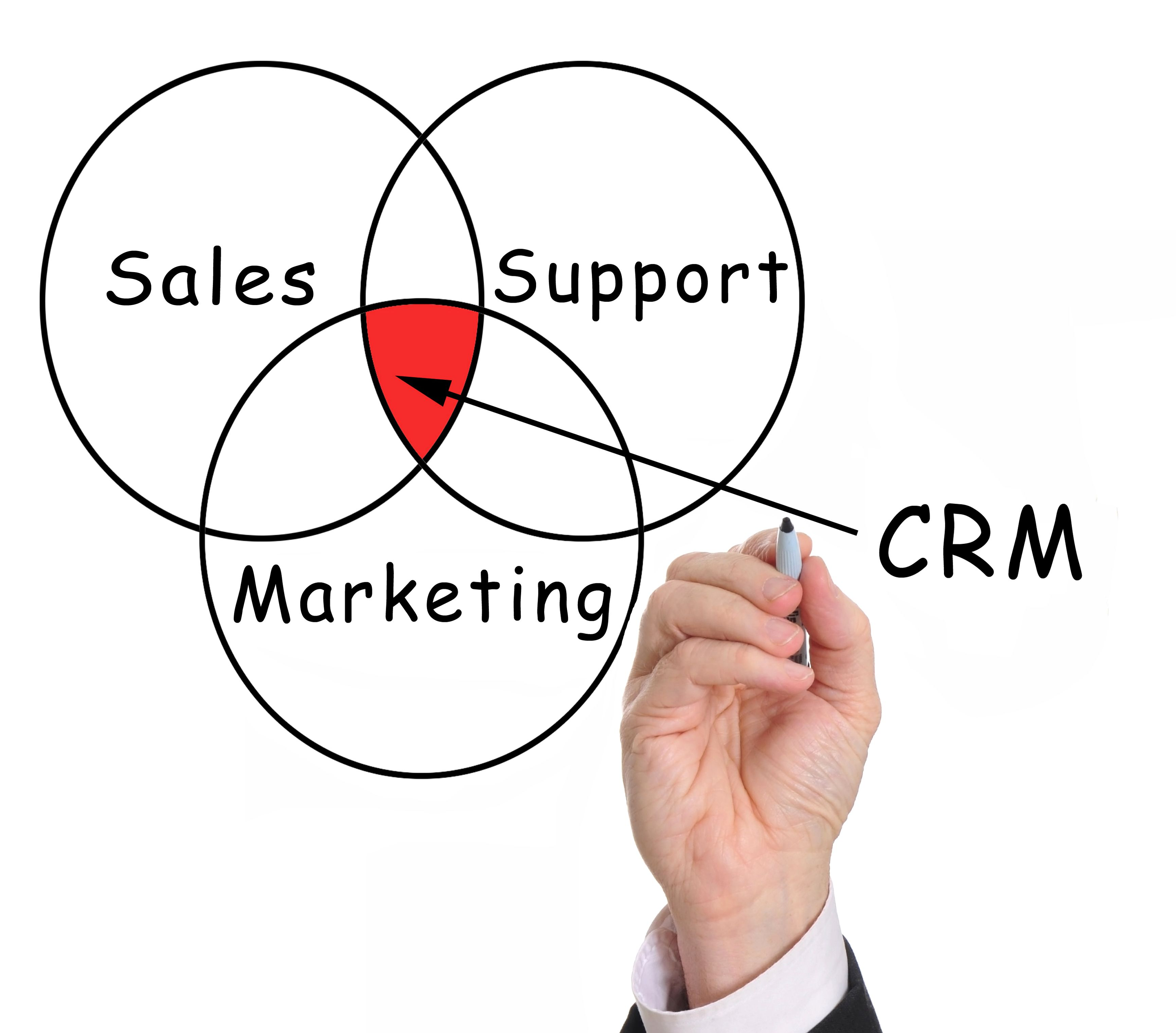 crm and marketing software