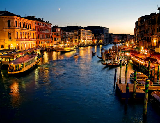 5 Star Venice Break With Mask Making Michelin Star Dining Gift