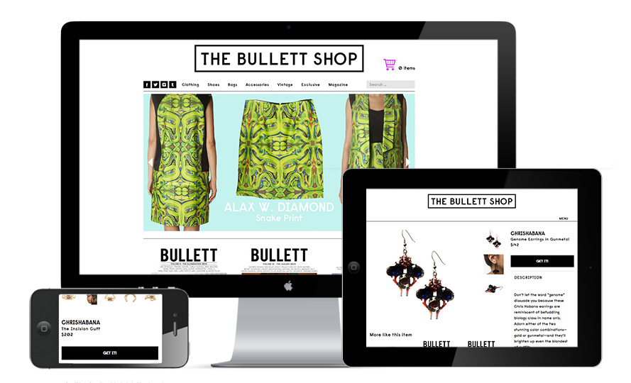 The BULLETT Shop
