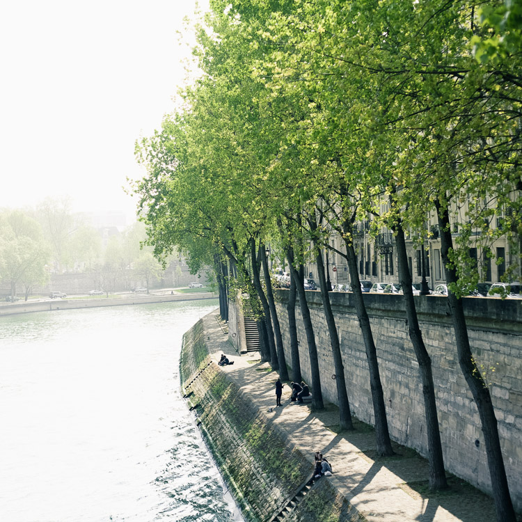 Ile Saint-Louis, Paris