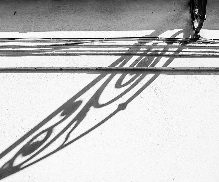 Paris light and shadows
