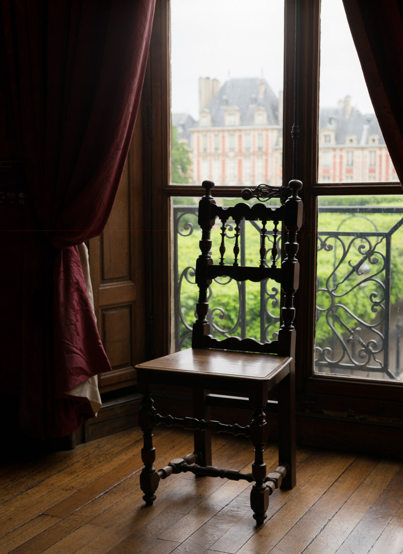 Maison Victor Hugo by Catherine Goron