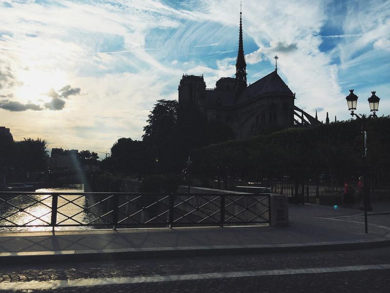 Paris Notre Dame by Catherine Goron
