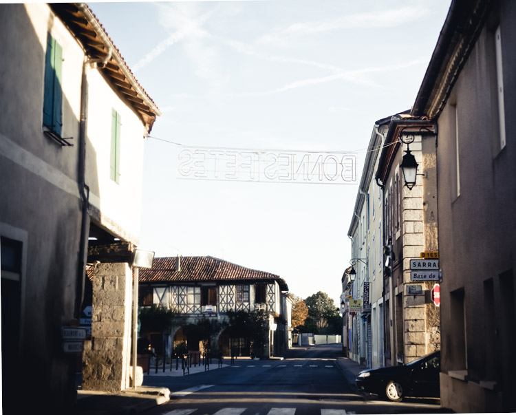 France Christmas decorations