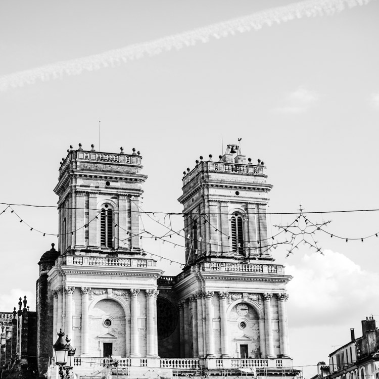 France Christmas lights