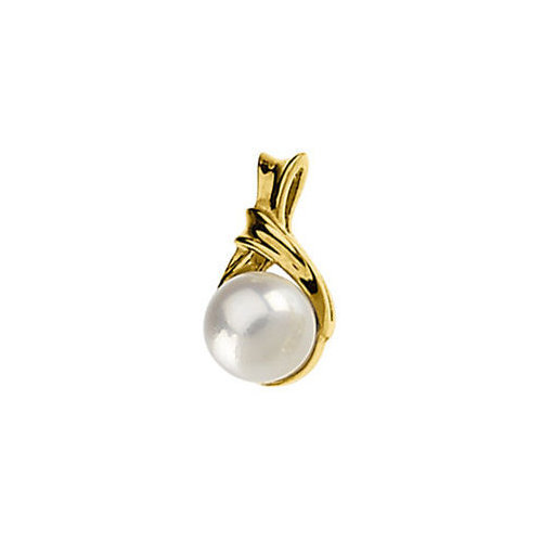 Picture of Lux White Gold Pendant for Women