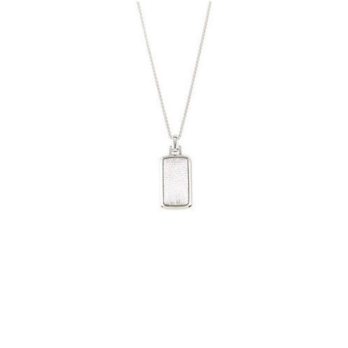Picture of Lux Sterling Silver Pendant for Men
