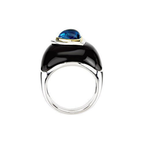 Picture of Lux Sterling Silver Ring for Women