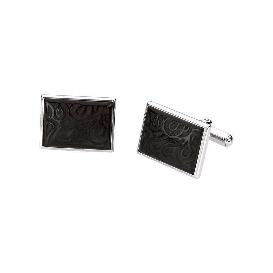 Picture of Lux Sterling Silver Cufflink for Men