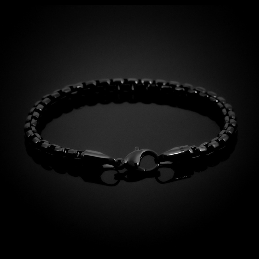 Picture of Lux Stainless Steel Bracelet for Men