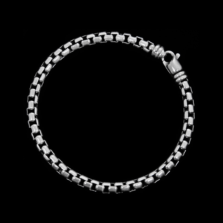 Picture of Lux Sterling Silver Bracelet for Men