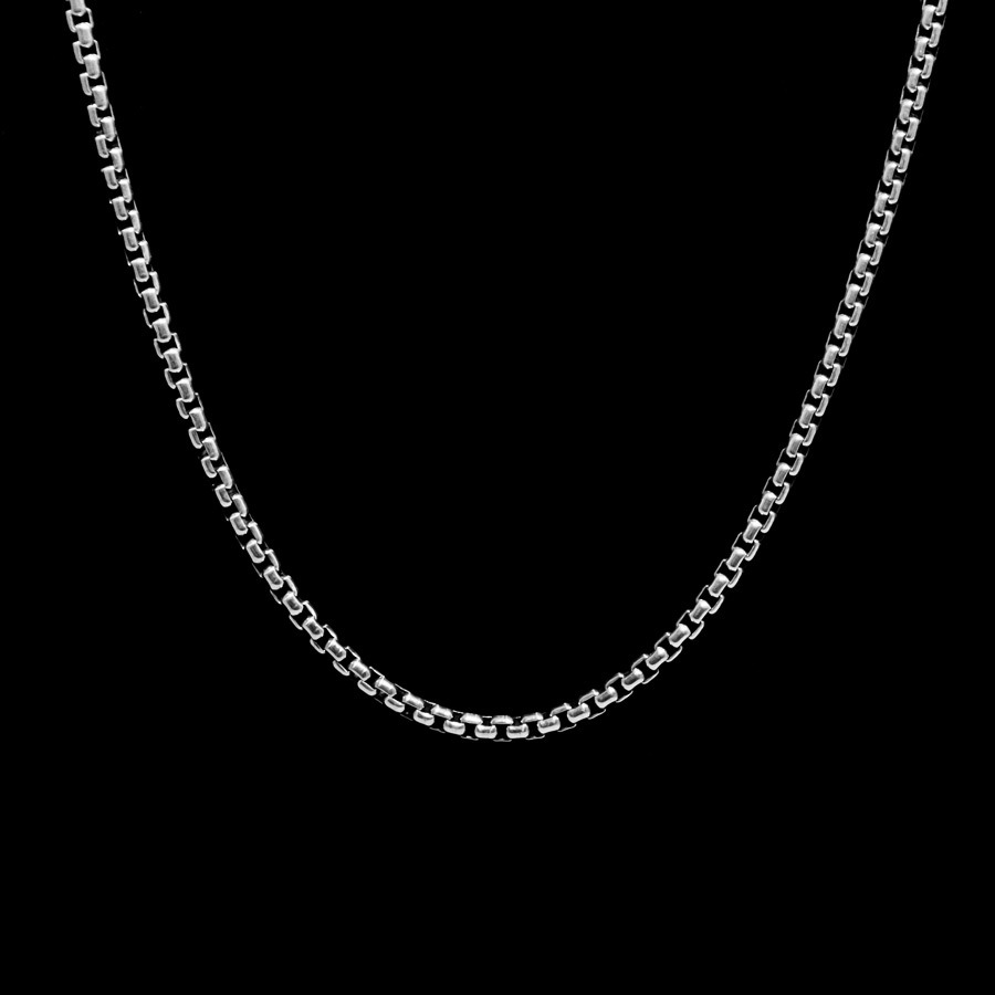 Picture of Lux Sterling Silver Necklace for Men