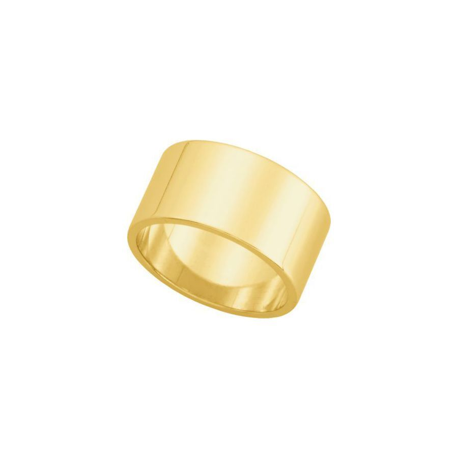 Picture of Lux Yellow Gold Ring for Unisex