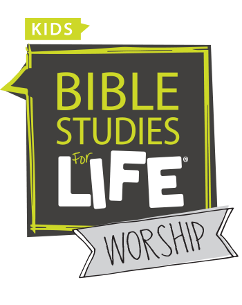 Bible Studies for Life - Worship Hour logo
