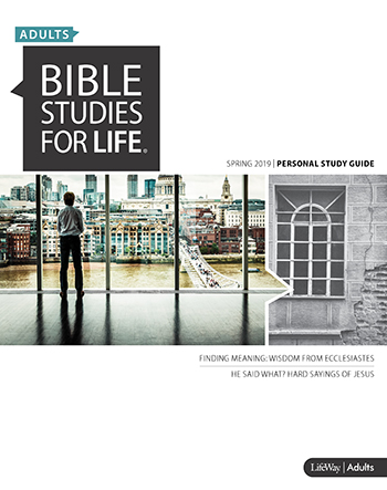 Bible Studies for Life Study Guide