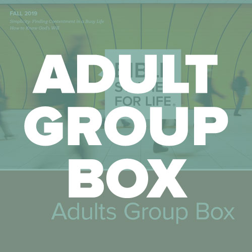 Adult Group Box