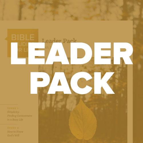 Leader Pack