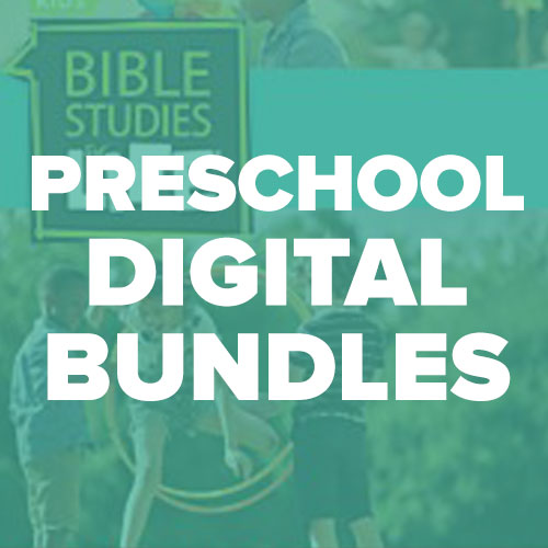 Preschool Digital Bundles