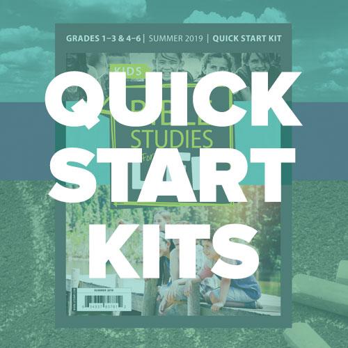 Quick Start Kits