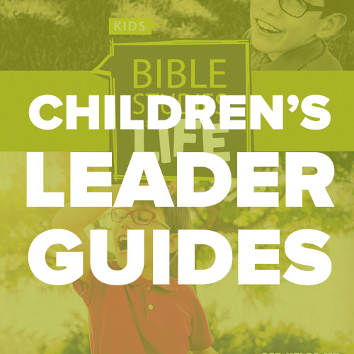 Children's Leader Guides