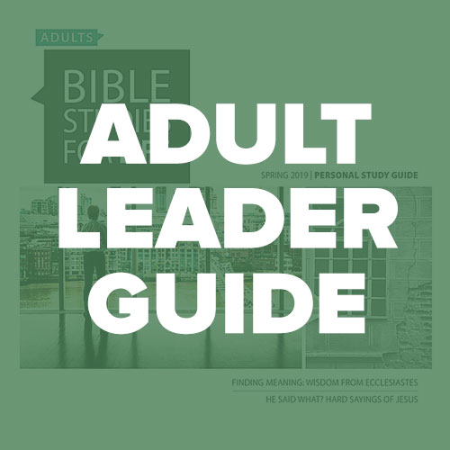Adult Leader Guide