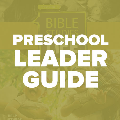 Preschool Leader Guide