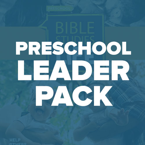 Preschool Leader Pack