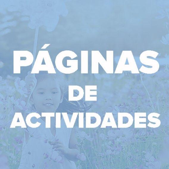 Páginas de Actividades