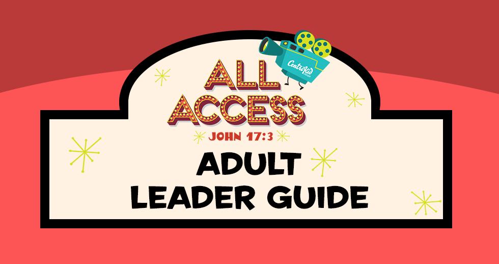 Adult Leader Guide