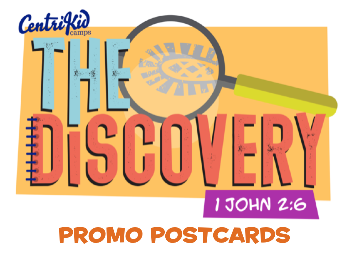 Promo Postcards