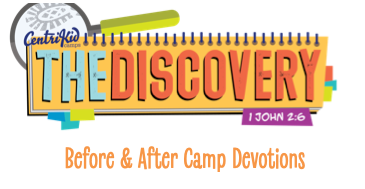 2020 Before and After Camp Devotions