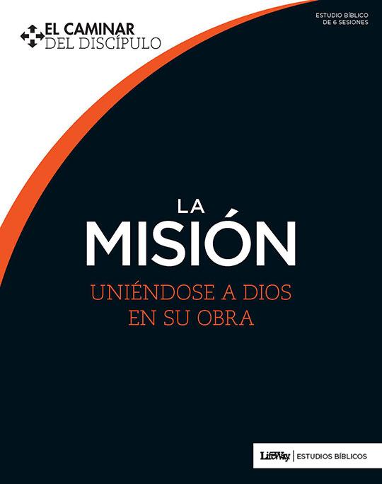 LA MISIÓN - Cover Image