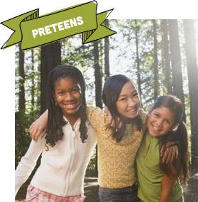 Preteen Kids