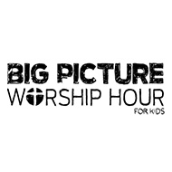 Big Picture Worship Hour Logo