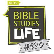 Bible Studies for Life Worship Logo