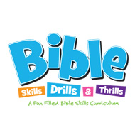 Bible Skills, Drills & Thrills - Logo