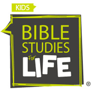 Bible Studies for Life - Kids Logo