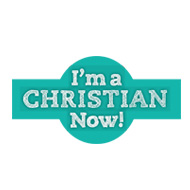 I'm a Christian Now - Logo