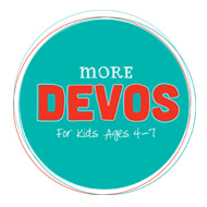 More Devos - Preschool Logo