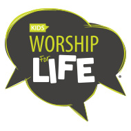 Worship for Life - Kids Logo