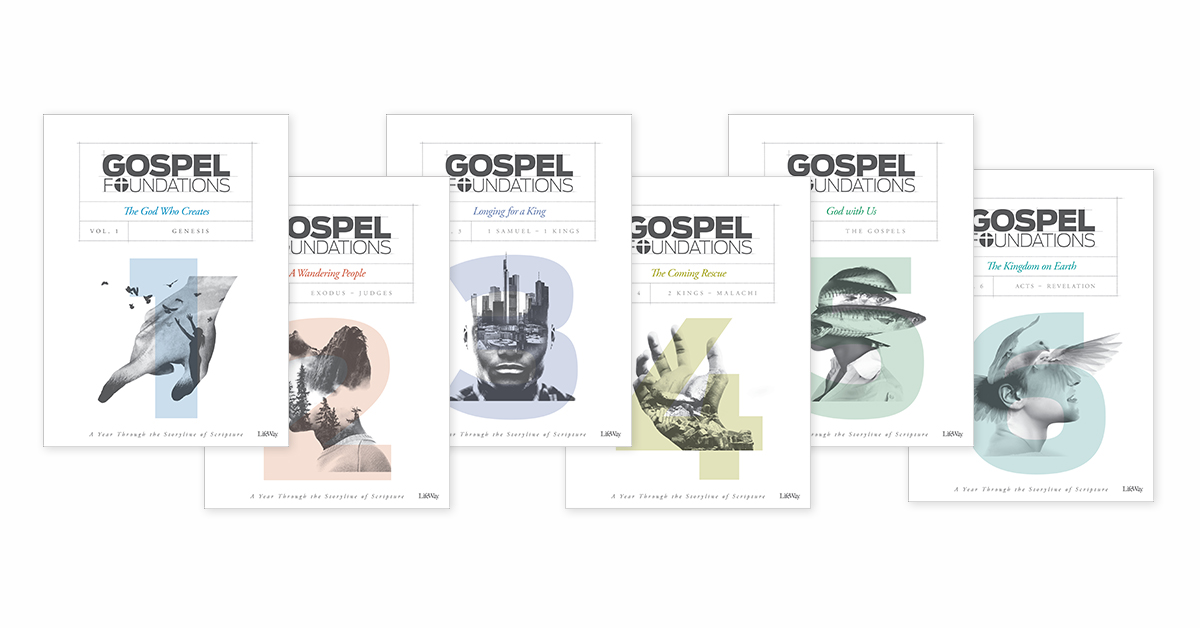 The Gospel Project: Bible Studies for Preschool, Kids