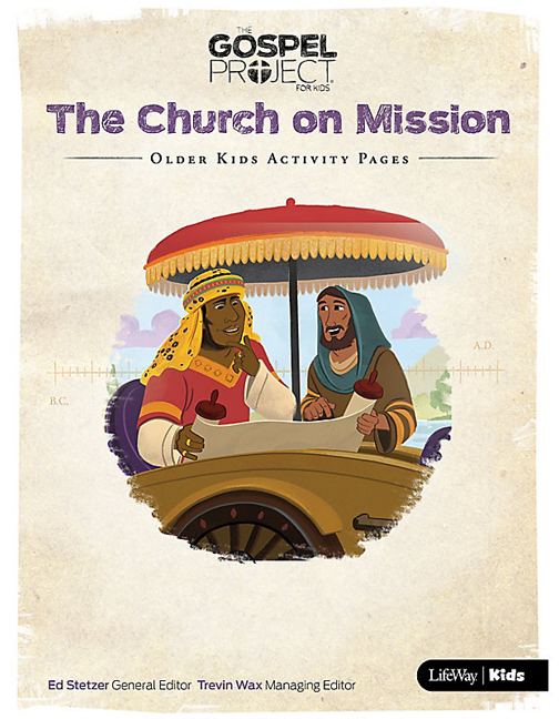 The Gospel Project for Kids: Bible Study & Sunday School Curriculum