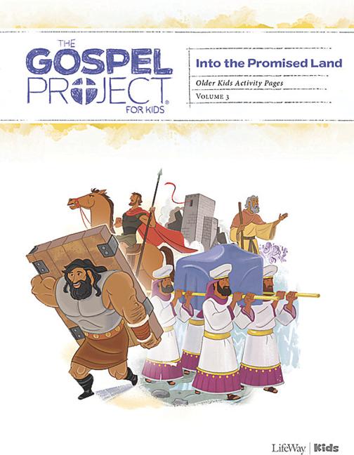 The Gospel Project For Kids Bible Study Sunday School Curriculum