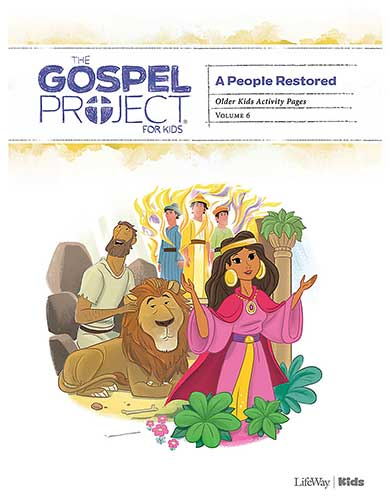 The Gospel Project for Kids: Bible Study & Sunday School