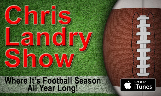 Chris Landry Show Now on iTunes