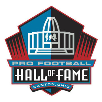 Pro Football Hall of Fame Logo
