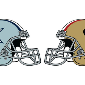 Dallas Cowboys at San Francisco 49ers