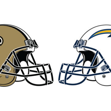 New Orleans Saints at San Diego Chargers